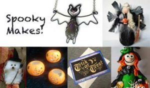 Halloween Handmade Makes