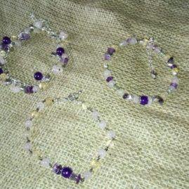 Fibromyalgia healing bracelet