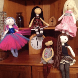 Dolls and Dolls Clothes