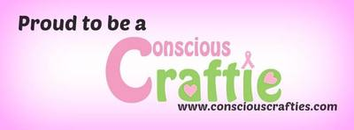 Proud to be a Concious Craftie