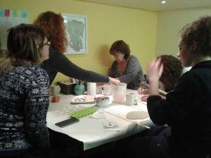Ruth Moss Pottery For Pleasure Classes