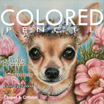 Coloured Pencil Magazine - Conscious Crafties
