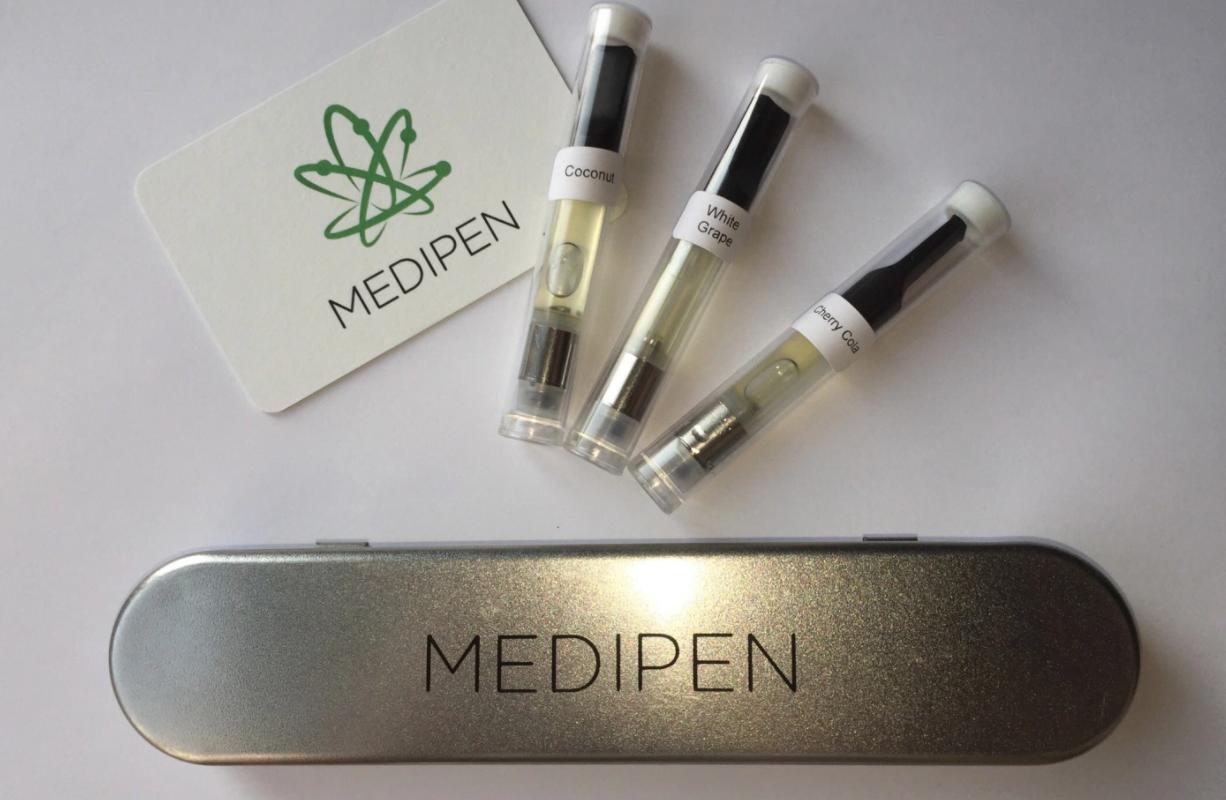 medipen review Cannabis oil CBD Oil