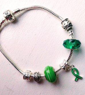 Children's Liver Disease Awareness Bracelet