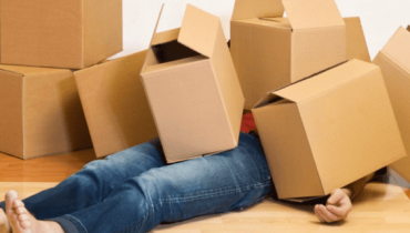 A Crafties House Move