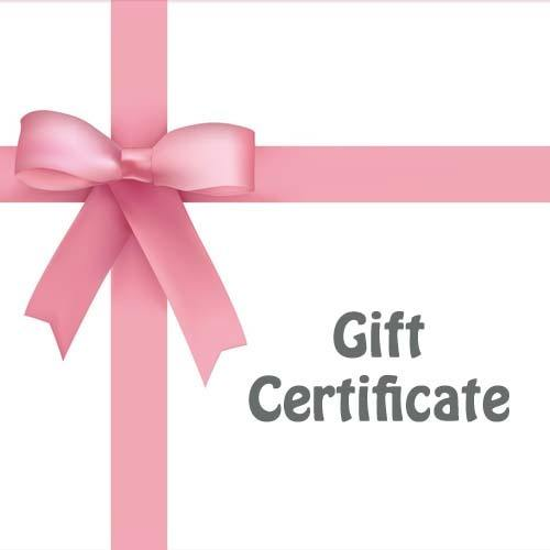 Conscious Crafties Gift Certificate