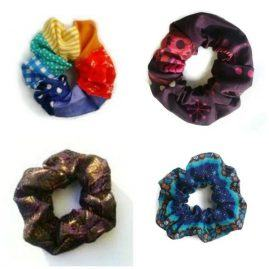Scrunchie Collage
