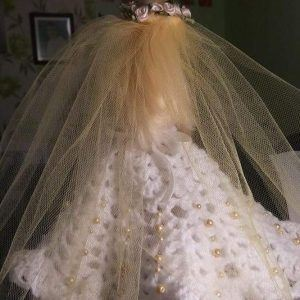 Wedding Dress to fit Barbie