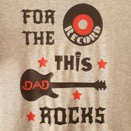 for the record this dad rocks close up