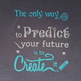 create your future close up