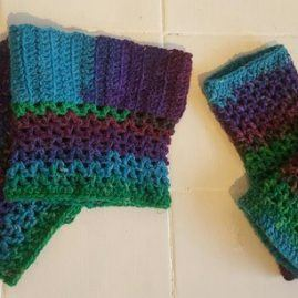 Ladies Boot Cuffs