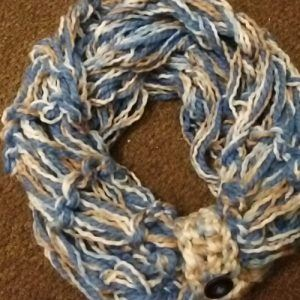 Adult Infinity Scarf and Hat