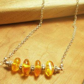 Amber necklace1