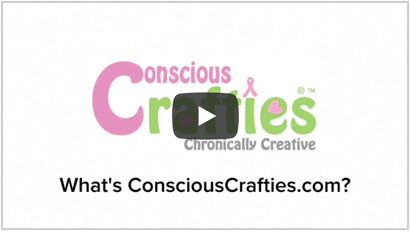 What is Conscious Crafties About