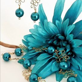 Filigree Jewellery Set (2)