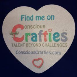 Conscious Crafties T Shirt