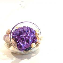 Baby Purple Sea Dragon in Orb 1