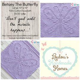 RZ Betsey The Butterfly Soft Violet
