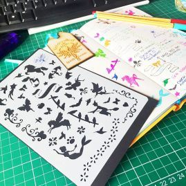 Unicorns Magic Bullet Journal 4