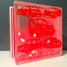 Cars Nightlight 3