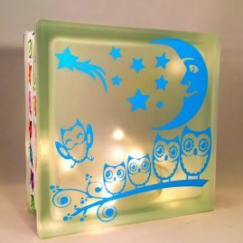 Owl Family Nightlight 4