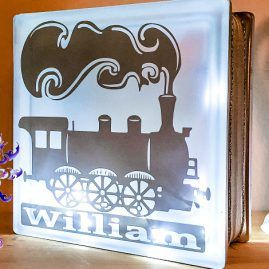 Steam Train Nightlight 5