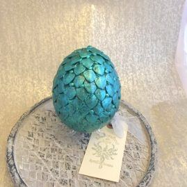 Green Dragon Egg 1