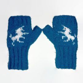 Unicorn gloves 2