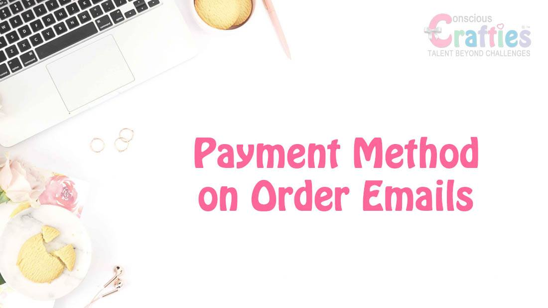 Payment Method on Emails