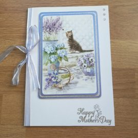 Lilac Mother's Day card – main imagesd