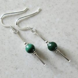 genuine-green-malachite-earrings