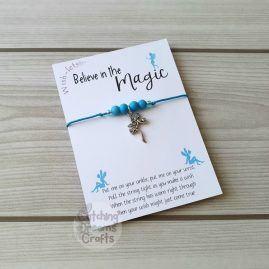fairy wish-let wish bracelet